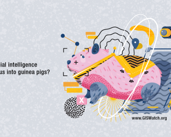 Metaphors on artificial intelligence help us think through threats to human rights