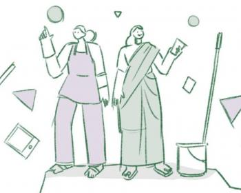 Platforms, Power and Politics: Perspectives from domestic and care work in India