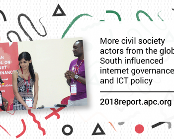 Internet governance in 2018: From regional forums and schools, to internet universality indicators and deep looks at the information society