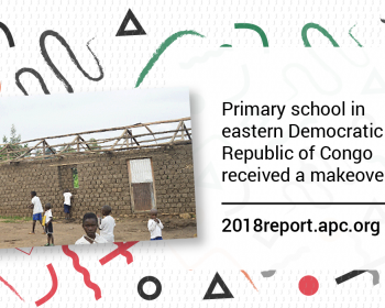 Our community in 2018: From a school makeover in the DRC, a 25th anniversary and a lifetime achievement award, to digital ethnography in India and 29 grants for members