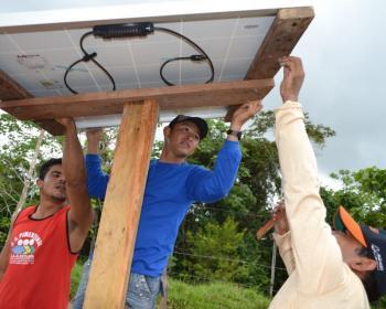 Desarrollo de redes comunitarias autónomas en el Amazonas brasileño