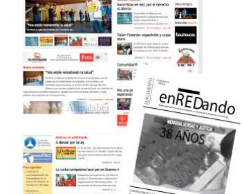 enREDando donne une visibilité aux organisations en Argentine