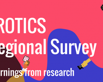 EROTICS Regional Survey learnings (2): Understanding access and expression, and negotiating differences