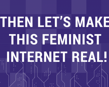 Transforming structures of power through feminist internet research
