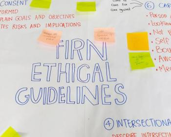 Feminist internet ethical research practices