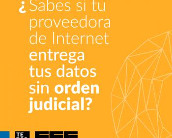 ¿Quién defiende tus datos? Investigación sobre practicas de transparencia, datos personales y privacidad de las proveedoras de servicios de internet en Paraguay (segunda edición)