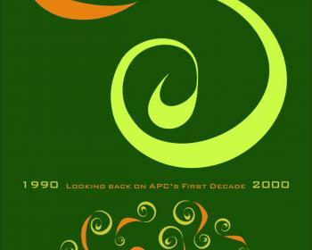 Informe anual de APC 2000