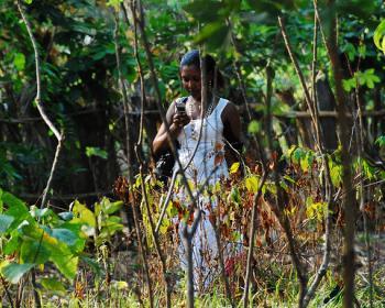 Una ciberestrategia nacional para integrar a las mujeres de Congo