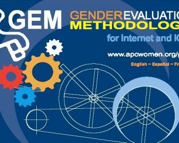 Gender Evaluation Methodology for Internet and ICTs