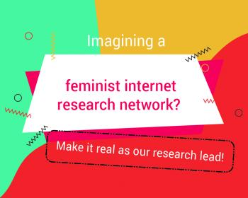 Job call: APC is looking for a Feminist Internet Research Network lead