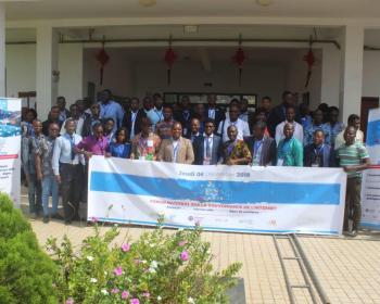 APC à l'IGF 2018 Togo