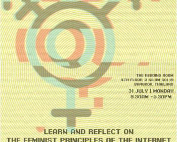 Feminist Internet eXchange in Bangkok