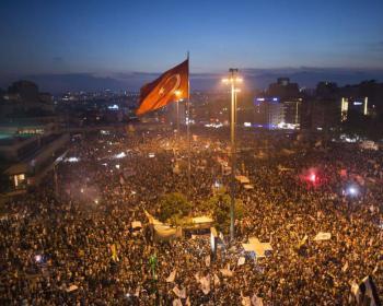 Gezi Park Protests 2013