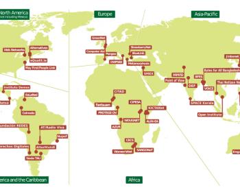 Member Map 2016