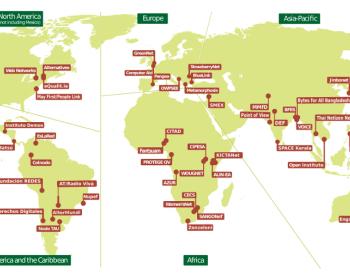 Member Map 2017