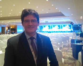 Moez Chakchouk at the 3rd Arab IGF in Beirut, 18 December 2015