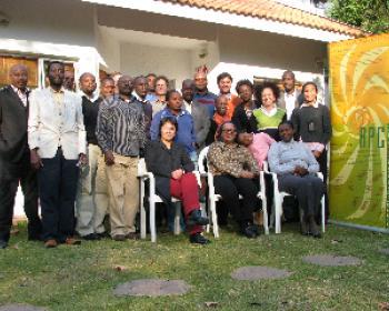CICEWA workshop, Johannesburg, July 2008