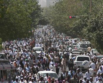 Sudan protests 2013