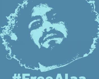 #FreeAlaa