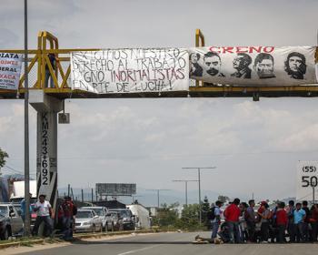 Oaxaca Teacher's Movement (Indybay)