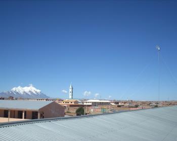 Tricalcar in Bolivia. Photo: Freddy Bohorquez