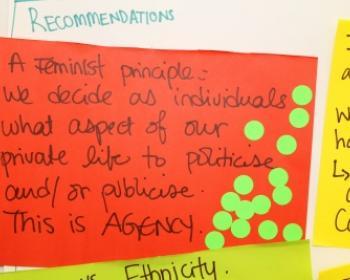 Feminist Principles of the Internet