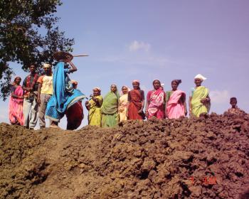 Gobernanza electrónica en la India rural: las mujeres quedan afuera