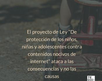 """Organizaciones de Latinoamérica recomiendan el veto presidencial al proyecto de Ley de """"contenidos nocivos"""" en internet en Paraguay"""
