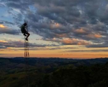 Nodos y radios en las infraestructuras comunitarias
