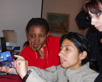 Gender and community networks: Candid reflections 10 years later