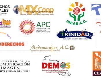 Sociedad civil de América Latina exige justicia al Gobierno Mexicano