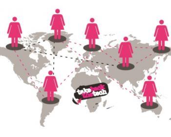 Infografía: Mapeo de violencia contra las mujeres relacionada con la tecnología ¡Dominemos la tecnología! 8 datos importantes