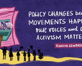 Policy reform: Working towards feminist transformation and change