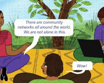 Networks woven with care