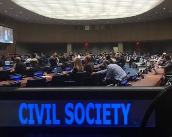 New global cybersecurity process begins: APC presents statement at UN Open Ended Working Group