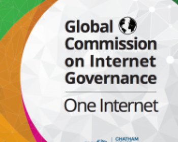 Global Commission on Internet Governance Report: One Internet
