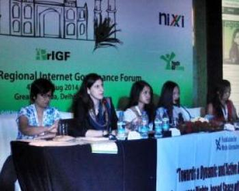 Impacting global advocacy on tech-related violence against women through regional IGFs