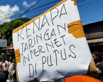 EngageMedia: Monitoring the ruling on 2019 internet shutdowns in Papua and West Papua
