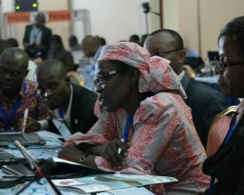 Les TIC, l'accès public et le FGI africain