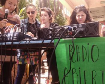 Encender el aire con radioactivismo feminista