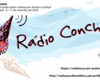 Radio Concha, creación colectiva feminista