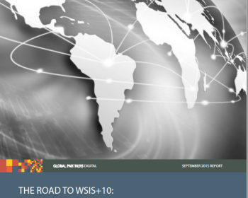 The Road to WSIS+10: Key Country Perspectives in the Ten-Year Review of the World Summit on the Information Society