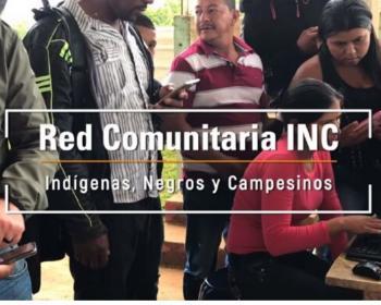 Primera prueba piloto de una red de telefonía móvil local en Colombia administrada por la comunidad