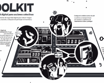 Toolkit de seguridad digital para acciones colectivas
