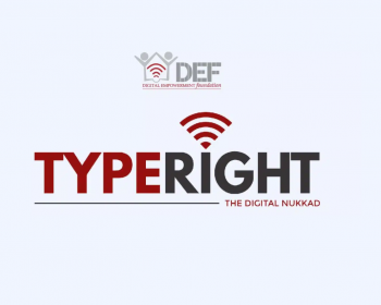 Digital Empowerment Foundation's TypeRight: Reflecting on the advancements at the intersection of society and technology