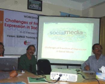 La liberté d'expression menacée au Bangladesh