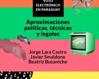 TEDIC sobre voto electrónico en Paraguay