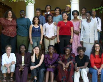 Women's Electronic Networking Training (WENT) Africa