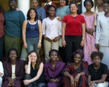 Capacitación para redes electrónicas de mujeres en África - WENT