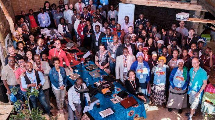 Third Summit on Community Networks in Africa that took place in Eastern Cape, South Africa. 13 September 2018